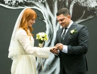 Как выходят замуж украинские звезды: Светлана Тарабарова поделилась эксклюзивным видео со свадьбы