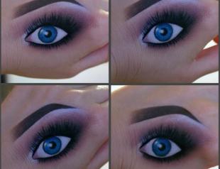 Странный бьюти-тренд: макияж глаз на руках (фото)