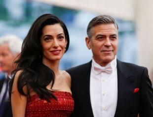 Амаль Клуни сегодня исполняется 39: беременная звезда выбирает крестных для будущих детей