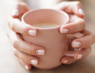 Поставь точку: популярный маникюр в горошек или дизайн ногтей полька дотс (ФОТО)