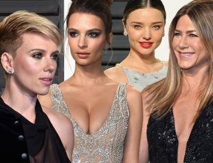 Afterparty Оскар 2017: рассматриваем бьюти-образы звезд на киновечеринке года (Vanity Fair)