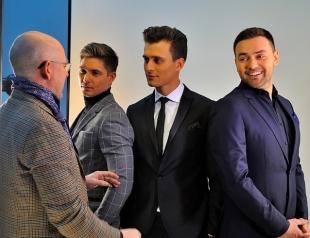 """Украинские дизайнеры посоревнуются за право одеть ведущих """"Евровидения-2017"""""""