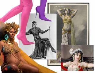 Мата Хари и мода: как не очень красивая женщина, которая не умела танцевать, стала секс-символом и самой  известной в мире шпионкой и танцовщицей