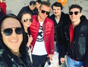 Дмитрий Тарасов познакомил новую пассию с друзьями: как Анастасия Костенко вписалась в тусовку футболиста (ВИДЕО)