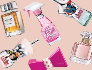 Новый парфюм на весну 2017: ароматы, которые поступили в продажу