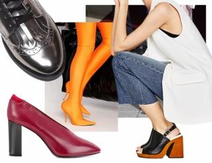 Гид по модной обуви: только главные и применимые к жизни тренды