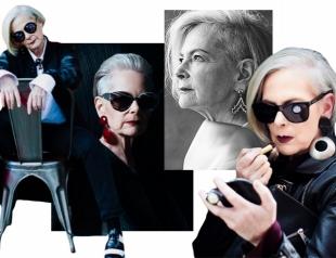 Икона стиля в 63: как профессор из Нью-Йорка стала звездой Instagram