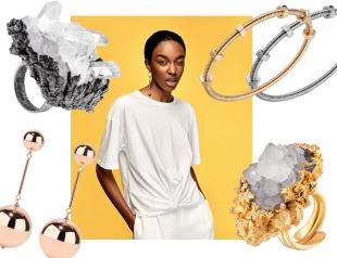 Модные украшения: как их носить этим летом