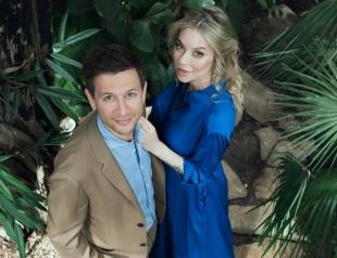 Супруга Дмитрия Ступки впервые показала новорожденную дочь Богдану (ФОТО)