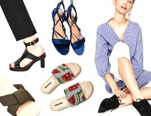 Модная обувь на лето: что выбрать и куда носить