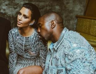 Стало известно, что романтик Канье Уэст подарил Ким Кардашьян на годовщину свадьбы (ФОТО)