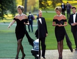 """""""Платье мести"""": стало известно, почему знаменитый наряд принцессы Дианы так называют"""