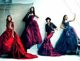 Праздник моды: в Польше появится редакция глянца Vogue