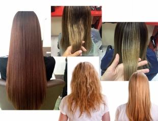 Что-то не так: какие последствия могут быть после кератинового выпрямления волос