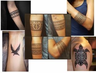 Полинезийские татуировки: символы, значения и разновидности