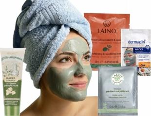 Глинянные маски для лица: разбираемся в тонкостях и улучшаем кожу лица (+ПОДБОРКА СРЕДСТВ)