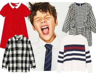 Снова в школу: где одеть ребенка к 1 сентября в Made in Ukraine и не только