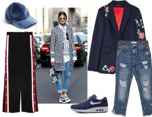 Стиль casual: 10 примеров, как модно одеваться в повседневном стиле этой осенью