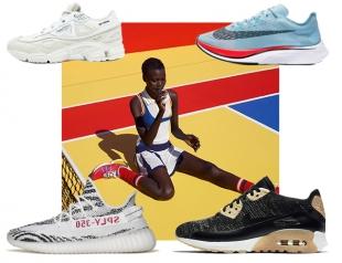 Модные кроссовки осени: какие выбрать и как носить