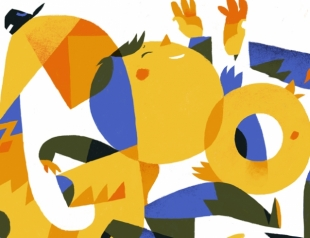 Google поздравил украинцев с Днем независимости 2017 и посвятил дудл