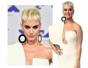 Бьюти-вдохноение дня: образ Кэти Перри на MTV Video Music Awards 2017 или почему нам нужно сделать стрижку-пикси прямо сейчас (+ПРИМЕРЫ ЗВЕЗД)