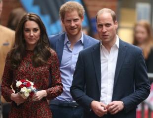 СМИ: у принцев Уильяма и Гарри есть старшая сестра!