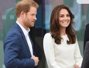 Принц Гарри прокомментировал новость о третьей беременности Кейт Миддлтон