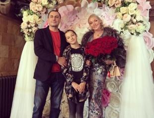 Анастасия Волочкова примирилась с соперницей ради дня рождения дочери: торжество балерина провела в компании бывшего мужа