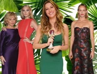 Green Carpet Fashion Awards: первая «зеленая» дорожка в мире и ее гости