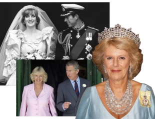 Главная любовница нашего времени: Камилла Паркер-Боулз и ее роман с мужем принцессы Дианы
