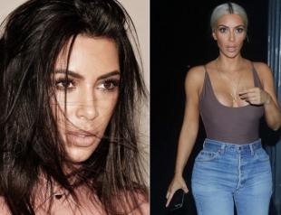 Ким Кардашьян стремительно теряет волосы: поклонников удивила поредевшая шевелюра звезды