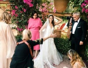 Свадьба дочери объединила Валерия Меладзе с бывшей женой Ириной: в Сети обсуждают новые фото экс-пары