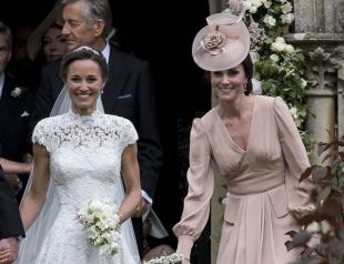 СМИ: вслед за Кейт Миддлтон беременна и ее сестра Пиппа!