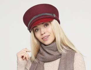 Какие головные уборы носить этой осенью?