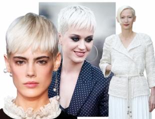 Почему платиновый блонд до сих пор в тренде и приобрел нотку феминизма