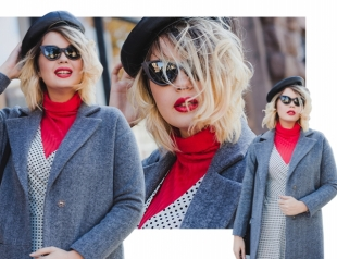 Участница проекта «Модель XL» Ольга Евса: «Я кайфую от того, какая я!»