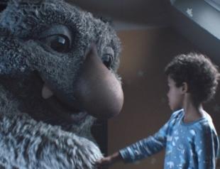 Монстр Моз: новый рождественский ролик, который не оставит вас равнодушными (ВИДЕО)