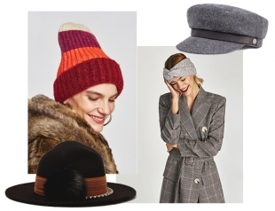 Что носить зимой, кроме фуражки и берета: шапка, шляпа или повязка на голову