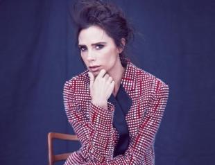 Горячая штучка Виктория Бекхэм сделала признание: Я надеваю латексный костюм только в спальне с Дэвидом