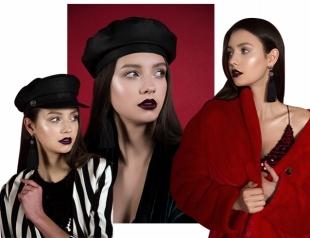 Делаем модный новогодний макияж вместе с Мисс Украина 2017 — Полиной Ткач