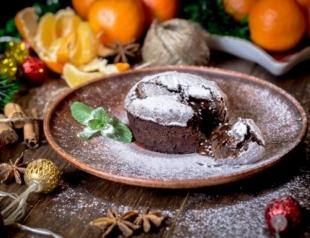Новогодний десерт от победительницы Мастер Шеф 6 сезон Асмик Гаспарян