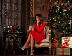 Мелания Трамп восхитила поклонников эффектным образом (ФОТО)