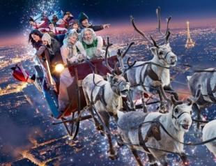 Санта и Компания спасают Рождество