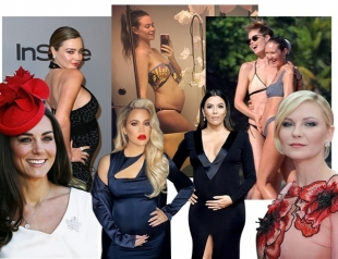В ожидании чуда: беременные звезды, которые родят в 2018 году