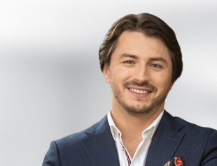 Сергей Притула в образе Антона из Жашкова отдыхает с семьей