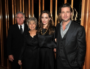 Стало известно, за что родители Брэда Питта невзлюбили Анджелину Джоли
