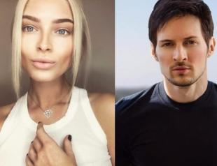 На почве слухов про роман с Павлом Дуровым Алена Шишкова стала лицом Telegram