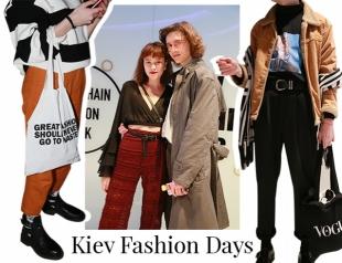 Kiev Fashion Days 18-19: как все прошло, кто победил, гости и street-style недели моды