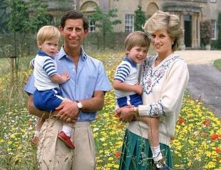 Читать всем: то, что сказал принц Уильям принцессе Диане после развода с принцем Чарльзом, трогает до слез!