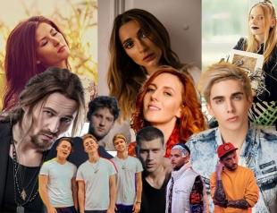 Участники ВТОРОГО полуфинала Нацотбора на Евровидение-2018 Украина: интересные факты и песни для конкурса